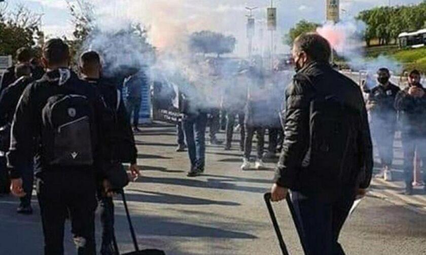 Κύπρος: Συνελήφθη οπαδός του ΠΑΟΚ για την υποδοχή της αποστολής
