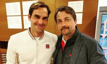 «Όλοι θέλουμε να δούμε τον Φέντερερ σε ακόμη ένα Grand Slam»