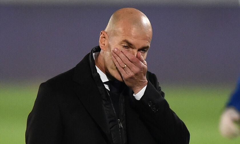 Ρεάλ Μαδρίτης: Σε αυτά τα ματς... παίζει το κεφάλι του ο Ζινεντίν Ζιντάν