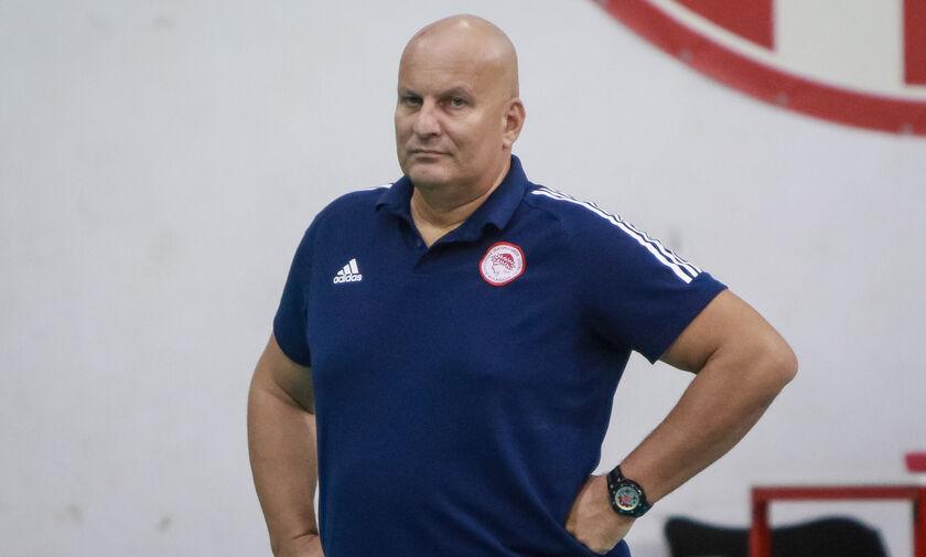 Ολυμπιακός: Παρελθόν ο Κλιάιτς, αναλαμβάνει ο Καρασαββίδης