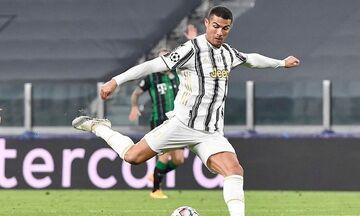Serie A: Αναδείχθηκε MVP Νοεμβρίου ο Ρονάλντο (vid)