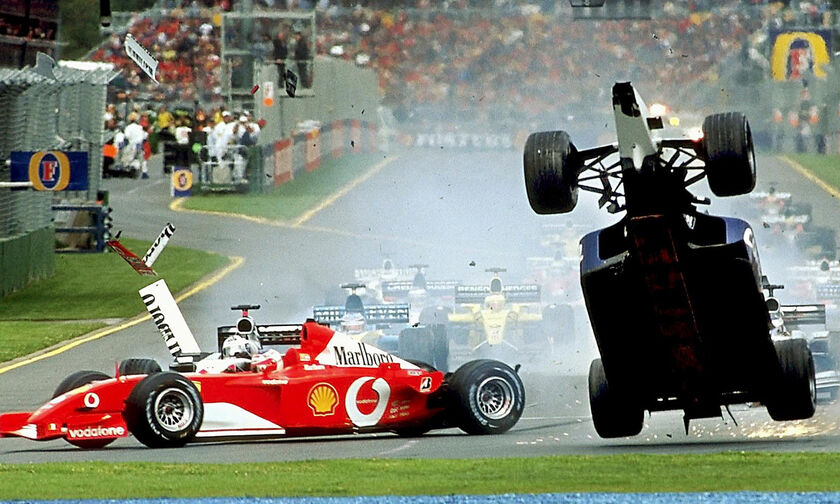 Formula 1: Αναμέτρηση με το θάνατο (vid)