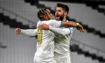 Ligue 1: Πέρασε από την έδρα της Νιμ η Μαρσέιγ με 2-0 (Highlights)
