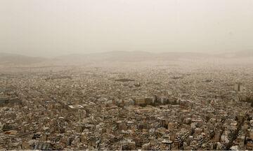 Καιρός: Πού θα βρέξει - Ευνοείται η μετάδοση αφρικανικής σκόνης