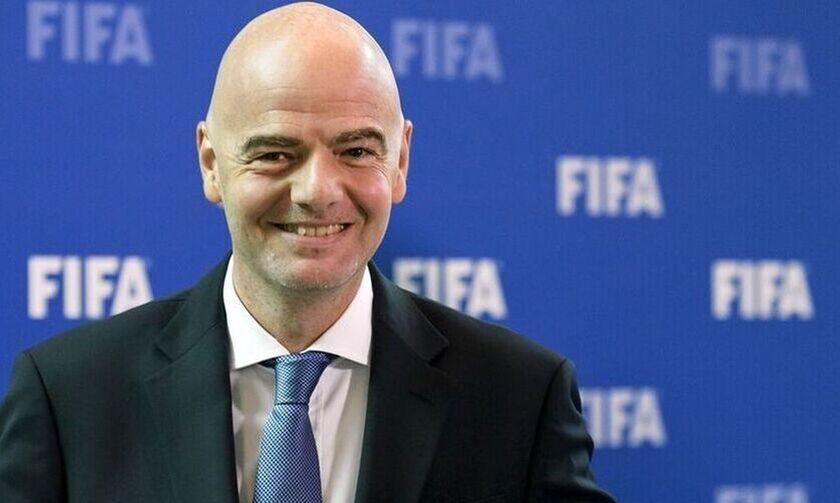 Ινφαντίνο: «Το VAR σίγουρα βοηθάει και δεν βλάπτει το ποδόσφαιρο»