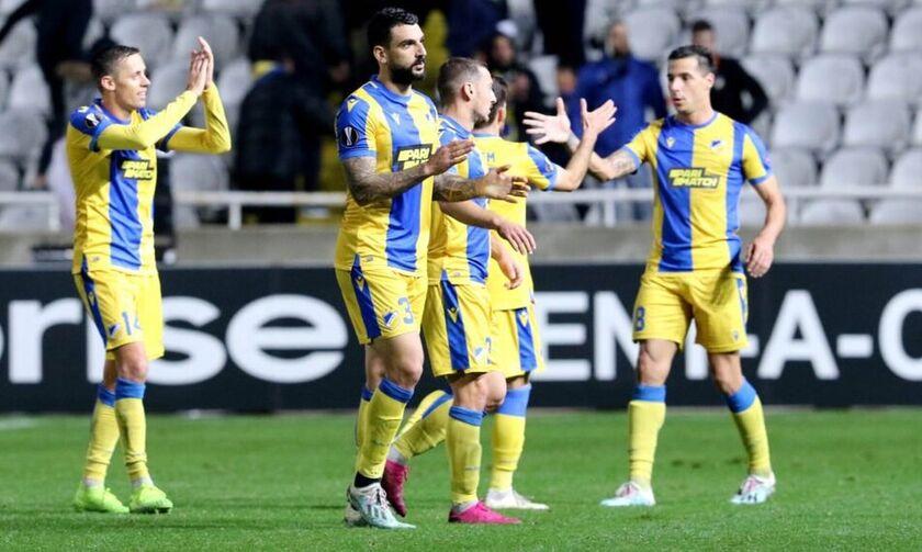 Γκολ στην Κύπρο!