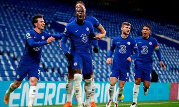 Premier League: Νίκη με ανατροπή για την Τσέλσι, 3-1 τη Λιντς (highlights)