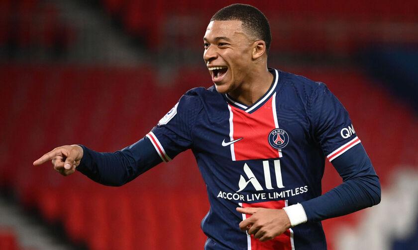 Ligue 1: Δυσκολεύτηκε, αλλά νίκησε τη Μονπελιέ η Παρί με 100άρη Εμπαπέ! (highlights)