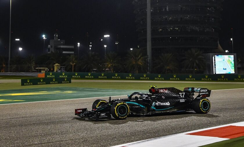 Grand Prix Μπαχρέιν: Κατέκτησε την pole position ο Μπότας