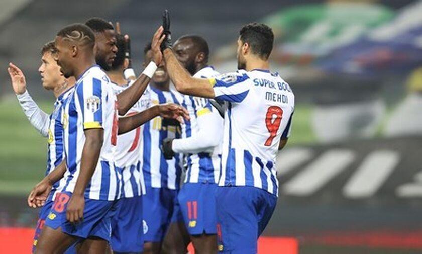 Πόρτο: Νικήτρια σε... ροντέο (4-3) με δύο ανατροπές πριν έρθει στο Φάληρο! (highlights)