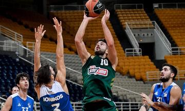 Basket League: Με Ιωνικό ο Παναθηναϊκός