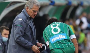 Μπόλονι στους παίκτες: «Η νίκη με την ΑΕΚ θα έχει αξία μόνο αν κερδίσουμε και τον ΠΑΣ Γιάννινα»