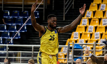 Basket League: MVP της 6ης αγωνιστικής ο Ντεκόζι του Άρη (pic)