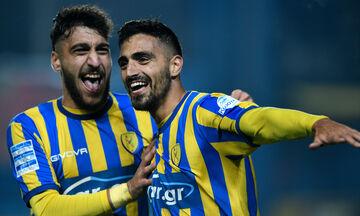 Super League 1: «Σεφτέ» ο Παναιτωλικός, προσπέρασε την ΑΕΛ (βαθμολογία)
