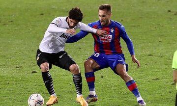 La Liga: Στο μηδέν Εϊμπάρ και Βαλένθια (Highlights)