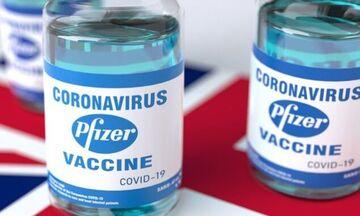 Κορονοϊός: Ξεκινούν οι εμβολιασμοί στη Μεγάλη Βρετανία