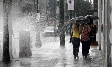 Καιρός: Έκτακτο δελτίο επιδείνωσης - Ισχυρές βροχές, καταιγίδες