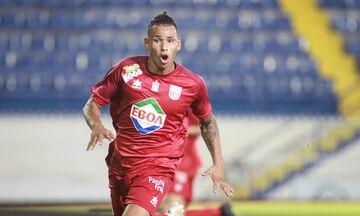 Αστέρας Τρίπολης - Βόλος: Το γκολ του Περέα στις καθυστερήσεις για το 1-1 (vid)