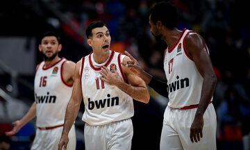 EuroLeague: Στο Βελιγράδι με φόρα ο Ολυμπιακός