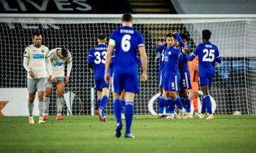 Λέστερ- ΑΕΚ 2-0: «Κομπάρσος» σε αγγλική παράσταση! (highlights)