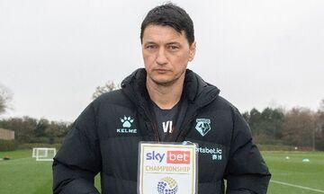 Βλάνταν Ίβιτς: Προπονητής του μήνα στην Championship (pic)