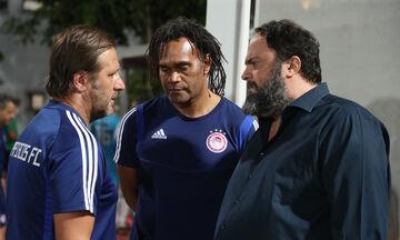 Ολυμπιακός: Άμεση αντίδραση ζήτησε ο Μαρινάκης από τους παίκτες