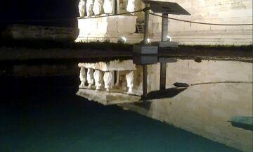 Η αλήθεια για τα πλημμυρικά φαινόμενα στην Ακρόπολη - Τι λέει το Υπουργείο
