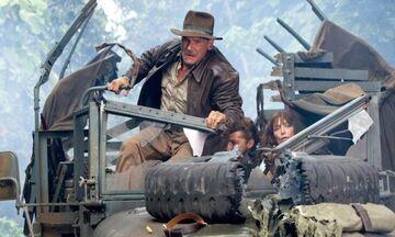 Χάρισον Φορντ: Στον ρόλο του Ιντιάνα Τζόουνς για 5η και τελευταία φορά!