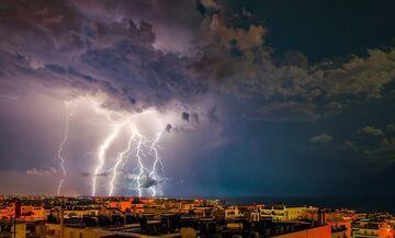 Καιρός: Βροχές, καταιγίδες, χιονοπτώσεις - Ισχυρά φαινόμενα
