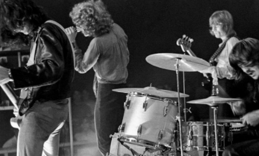 Led Zeppelin - Whole Lotta Love: Η στιχοκλοπή και η «σύλληψη» εν πλω (vids)