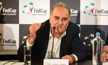Ζαννιάς: Εκλέχθηκε αντιπρόεδρος της Ευρωπαϊκής Ομοσπονδίας τένις