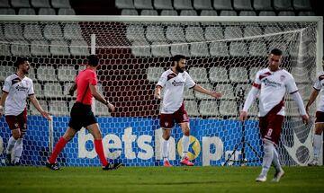 ΑΕΛ - ΟΦΗ 0-1: «Ψήλωσε» με το αυτογκόλ του Σπαρβ  (highlights)