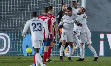 Ρεάλ Μαδρίτης-Ατλέτικο: Το τρομερό γκολ του Καρβαχάλ για το 2-0 (vid)