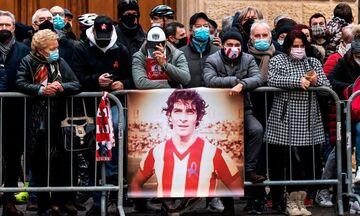 Πάολο Ρόσι: Διέρρηξαν το σπίτι του την ώρα της κηδείας