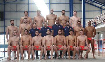 LEN Champions League: Στην ΕΡΤ Sports ο Ολυμπιακός