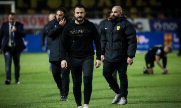 Άρης-ΠΑΟΚ 1-0: Καρυπίδης σε Γκαρσία: «Ήταν μία φιλική νίκη»