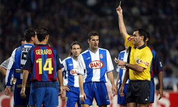 Εσπανιόλ - Μπαρτσελόνα: Το καταλανικό ντέρμπι της ντροπής το 2003