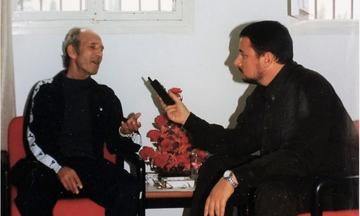 Ο Άκης Πάνου μέσα απ' τη φυλακή - Ο μοναδικός φίλος του και για ποιον είπε «ωραία πένα ο μάγκας»