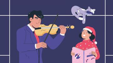 ΚΠΙΣΝ: Χριστουγεννιάτικη συναυλία από την Εθνική Συμφωνική Ορχήστρα της ΕΡΤ