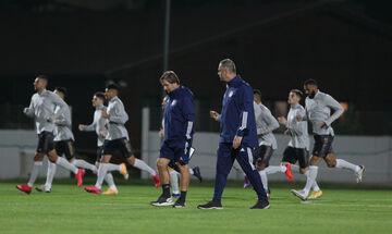 Ο γρίφος της ενδεκάδας του Ολυμπιακού για το ματς με την ΑΕΚ