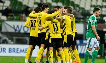 Bundesliga: Δύο γκολ στις καθυστερήσεις η Γκλάντμπαχ, ένα η Στουτγάρδη (Highlights)