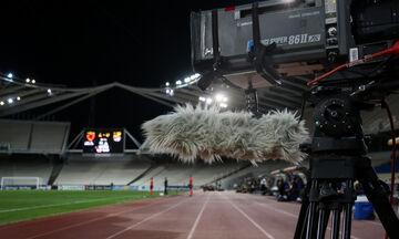 Σε ποια κανάλια θα δούμε ΑΕΚ - Ολυμπιακός, Ολυμπιακός - Βαλένθια, Ολυμπιακός - Γιουγκ