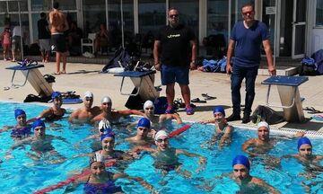 Τεχνική κολύμβηση: Διαδικτυακή συζήτηση με πρωτοβουλία Αλέξανδρου Ξιάρχου