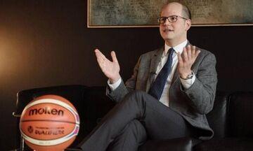 Ο Ζαγκλής αναφέρθηκε στις σχέσεις ανάμεσα στη FIBA και την EuroLeague - Δεν θέλω σύγκρουση»
