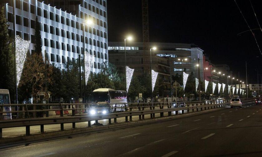 Διακοπή κυκλοφορίας στις δύο δεξιές λωρίδες της Λ. Συγγρού - Ανακοίνωση της Αστυνομίας