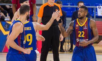 Μπαρτσελόνα - Χίμκι 87-74: Χωρίς να ζοριστούν οι Καταλανοί! (vid)