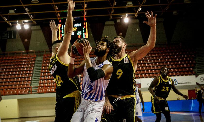 Λάρισα - Άρης 84-88: Επιτέλους «διπλό» οι «κίτρινοι»! (highlights) -  Fosonline