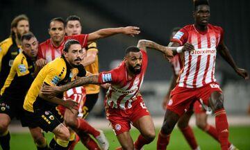 ΑΕΚ - Ολυμπιακός 1-1: Τα highlights του αγώνα (vid)