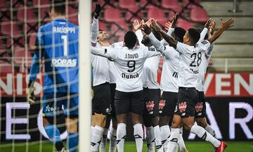 Ligue 1: Μοναξιά στην κορυφή για τη Λιλ (Highlights)
