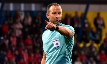 Super League: Ούγγρος διαιτητής στο ΠΑΟΚ - Παναθηναϊκός, Παπαπέτρου στο Ολυμπιακός - ΑΕΛ